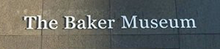 the baker museum